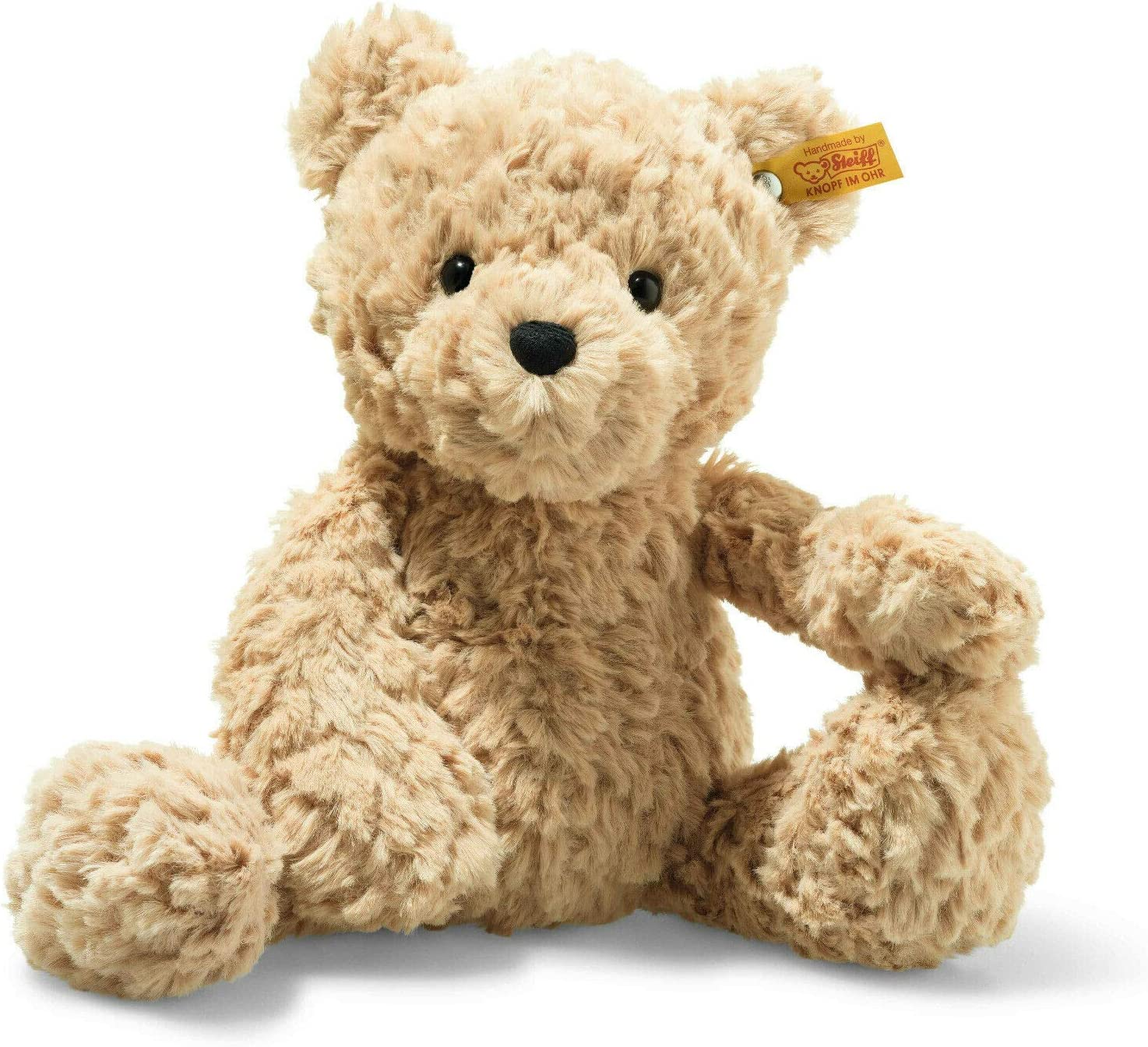 """Steiff Jimmy Teddy Bear 12/"""" Soft Cuddly Friends Stuffed Animal"""