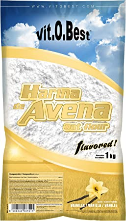 vit.O.Best Harina de Avena Sabores Variados - Suplementos ...
