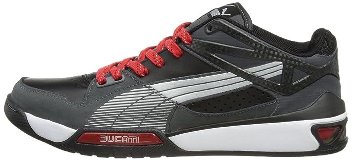 Puma Hypermoto Nubuck Low Ducati 304240 Herren Sneakers