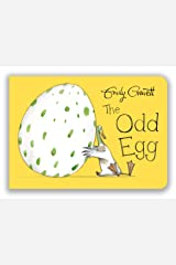 The Odd Egg Board book