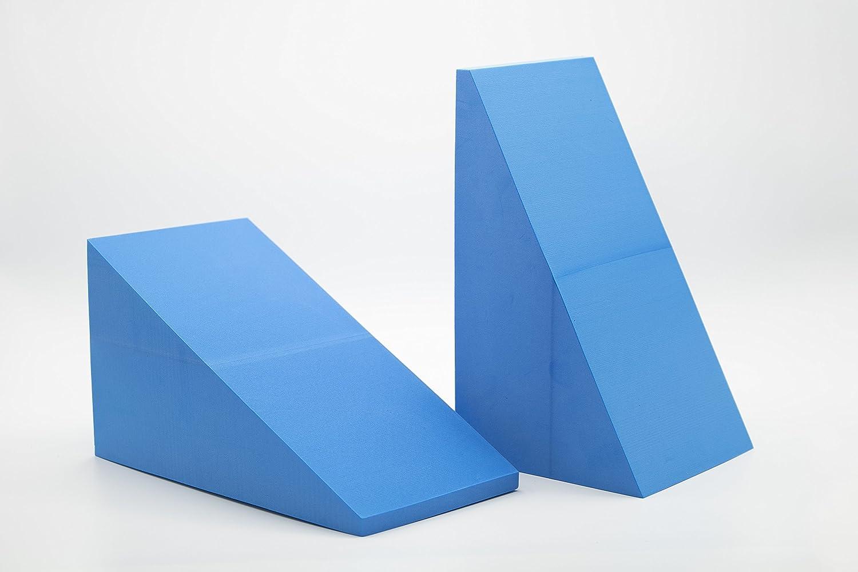 OrthoTrust Ensemble de blocs sacr/és pelviens Royal Bleu