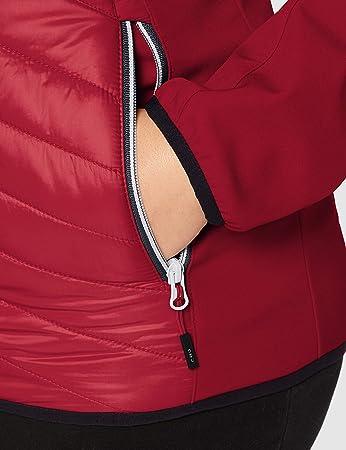 CMP Damen Softshelljacke mit Dupont Sorona Wattierung: Sport & Freizeit