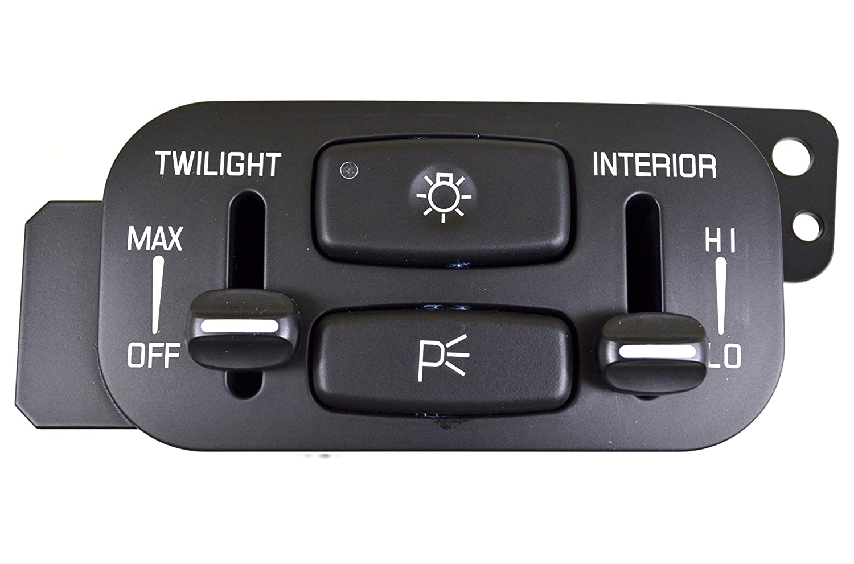 PT Auto Warehouse HLS-2125 Headlight Switch