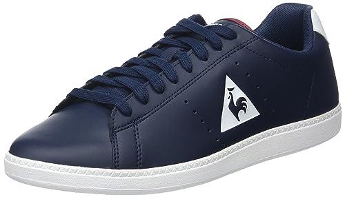 Slimset S Lea, Mens Low-Top Sneakers Le Coq Sportif