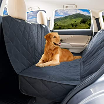 Miraculous Yogi Prime Dog Seat Cover For Back Seat Hammock Dog Car Seat Covers For Large Dogs Waterproof Protrct Your Vehicle Only With Durable Back Seat Frankydiablos Diy Chair Ideas Frankydiabloscom