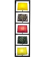Kare 30426 - Lampada da parete verticale in design retrò, multicolore