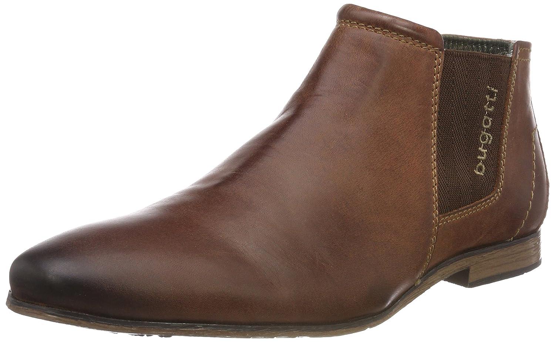bugatti Herren Chelsea 312532311200 Chelsea Herren Boots Rot (Bordo) 85eea0