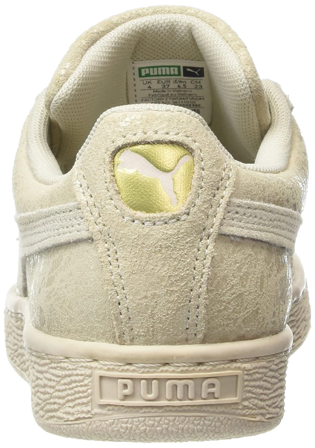 b93032a91709 Puma Women s Suede Remaster Low-Top Sneakers  Amazon.co.uk  Shoes   Bags