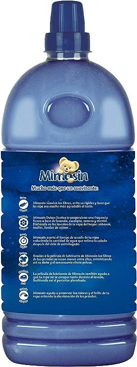 Mimosín Suavizante Dulces Sueños - Pack de 8 x 58 lavados (Total ...