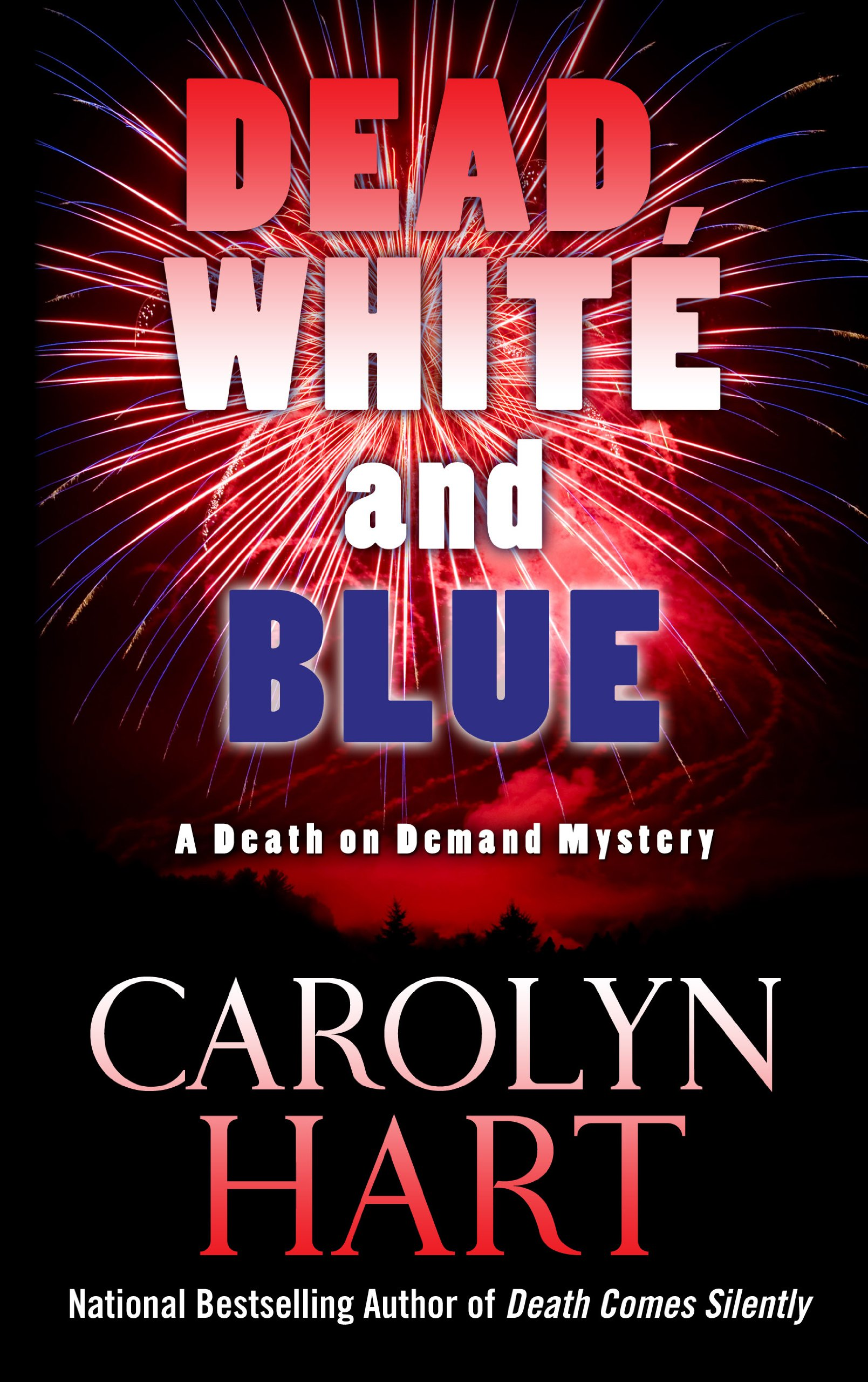Download Dead White And Blue (A Death on Demand Mystery) pdf epub