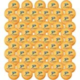 Top Prospect Sports 60 Pack 3-Star 40mm Orange Table Tennis Balls | Premium Advanced Training Ping Pong Balls | Great for Beginners, Pros, Practice, Recreation, Table Tennis Arenas & Robots