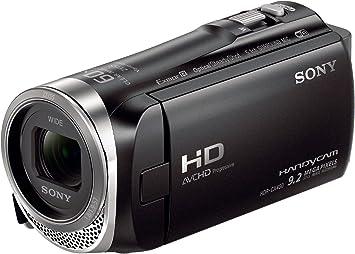 Sony Hdr Cx450 Full Hd Camcorder Schwarz Kamera
