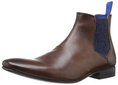 Ted Baker Men's Hourb 2 Chelsea Boot, Brown, ...
