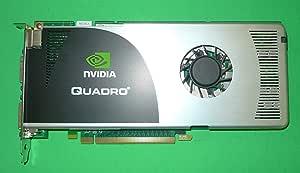 KY246 Dell 512mb Nvidia Quadro Fx 3700 Fx3700 Pci-Express Graphic Car