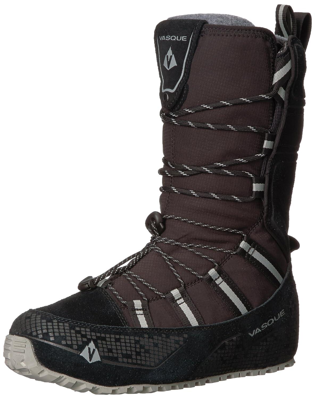 Vasque Women's Lost 40 Snow Sneaker B01MYZ9XAU 6.5 B(M) US|Jet Black/Neutral Gray