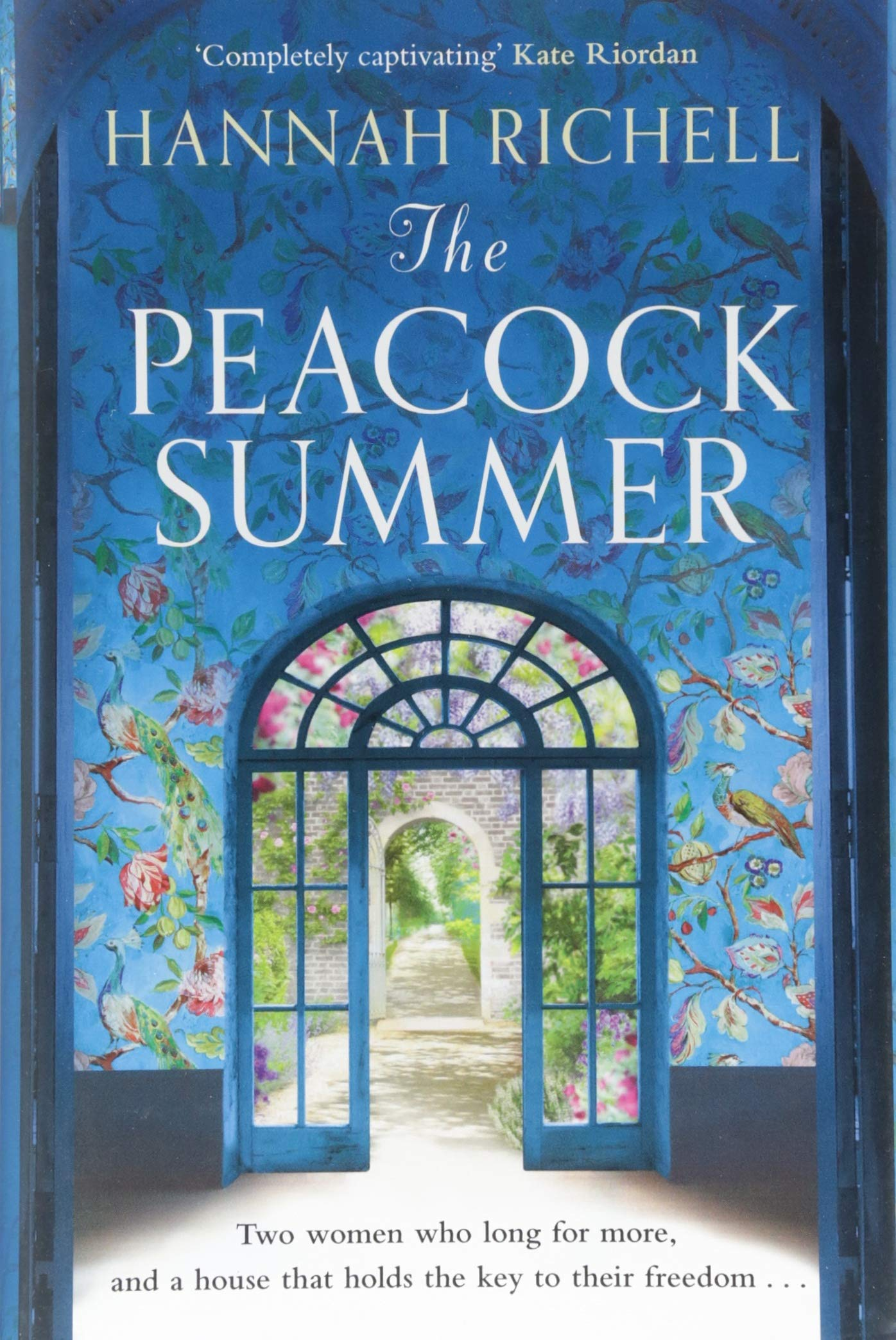 Download The Peacock Summer pdf epub