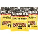 Steve's PaleoGoods, Paleokrunch Banana Chocolate Chip, 1.75 oz (Pack of 3)