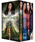 The Watcher Chronicles Boxed Set: Books 1 - 4 (Paranormal Angel Romance)