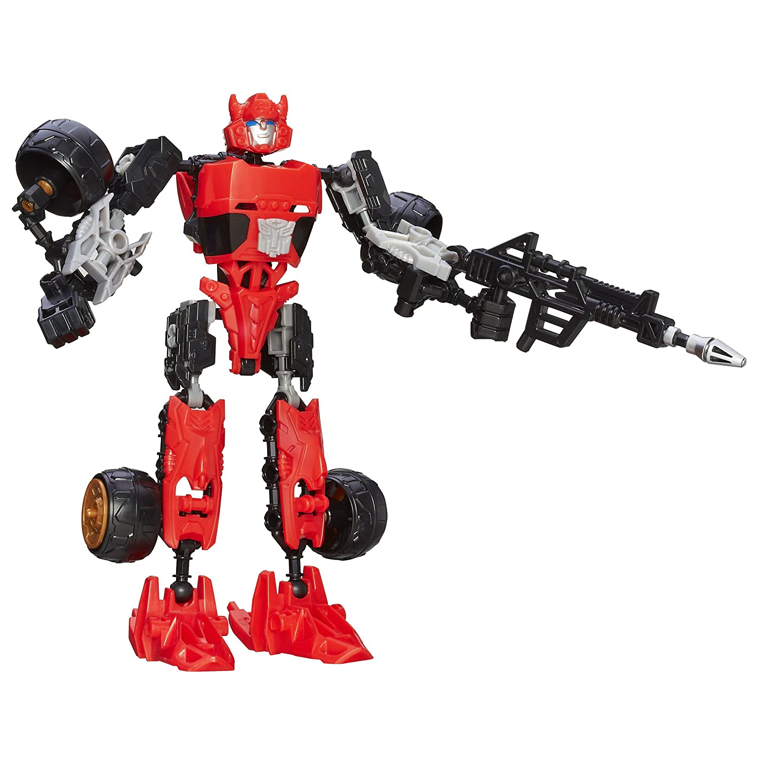 Cliffjumper Transformers Construct-Bots Scout Figure 45 pieces