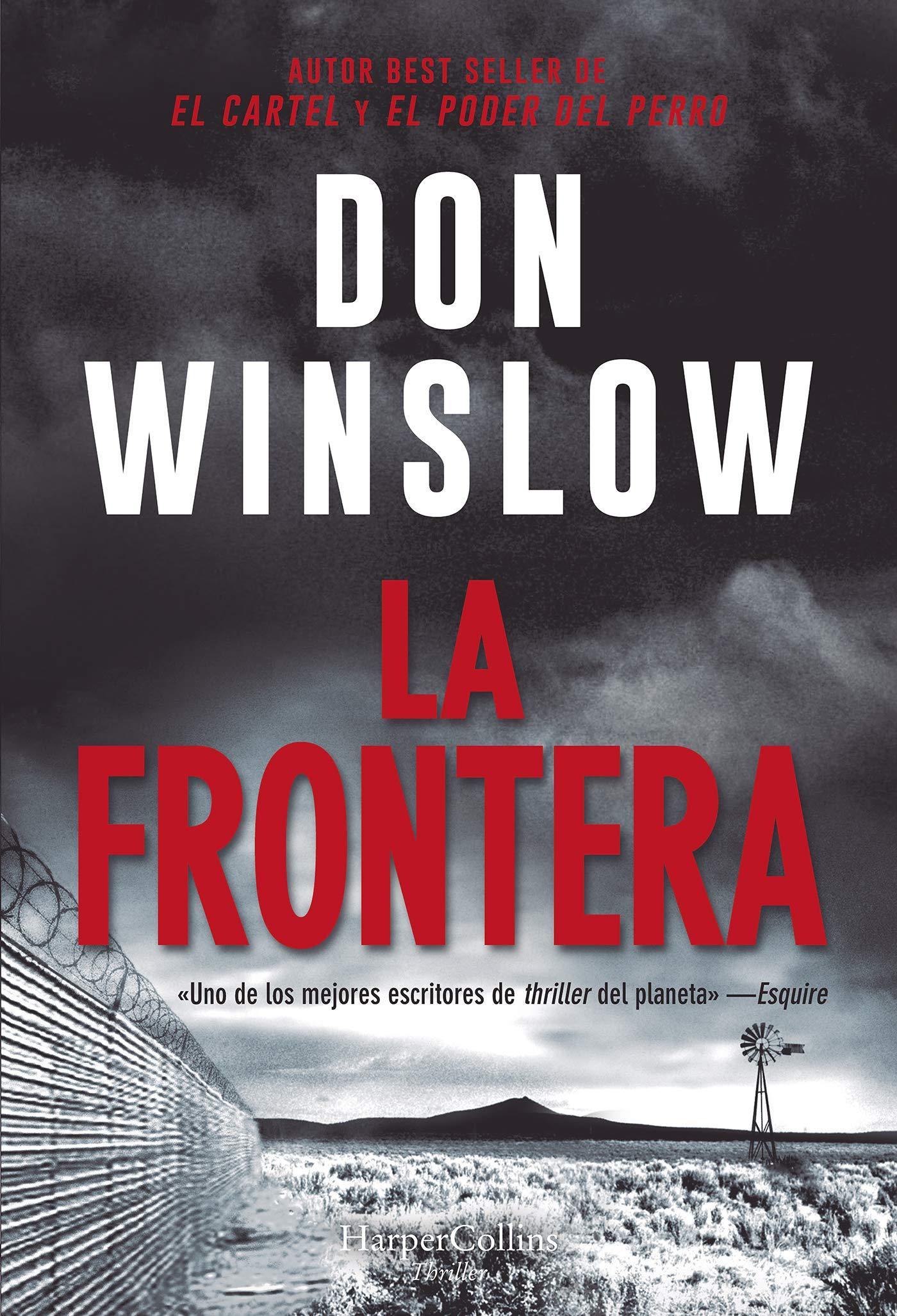 La frontera (HARPERCOLLINS) por Don Winslow