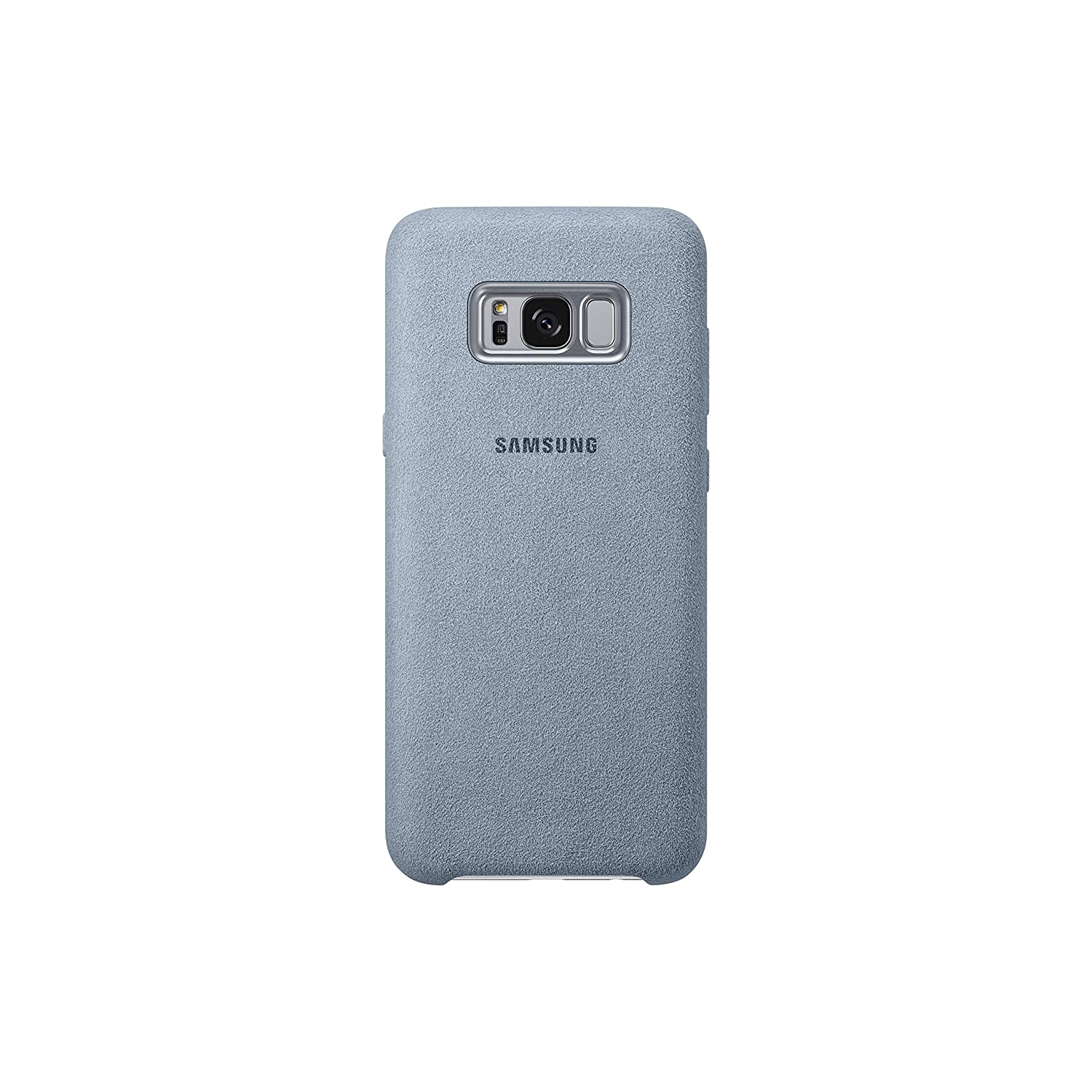 Genuine Samsung Alcantara Cover Case for Samsung Galaxy S8+ / S8 Plus Mint EF-XG955AMEGWW