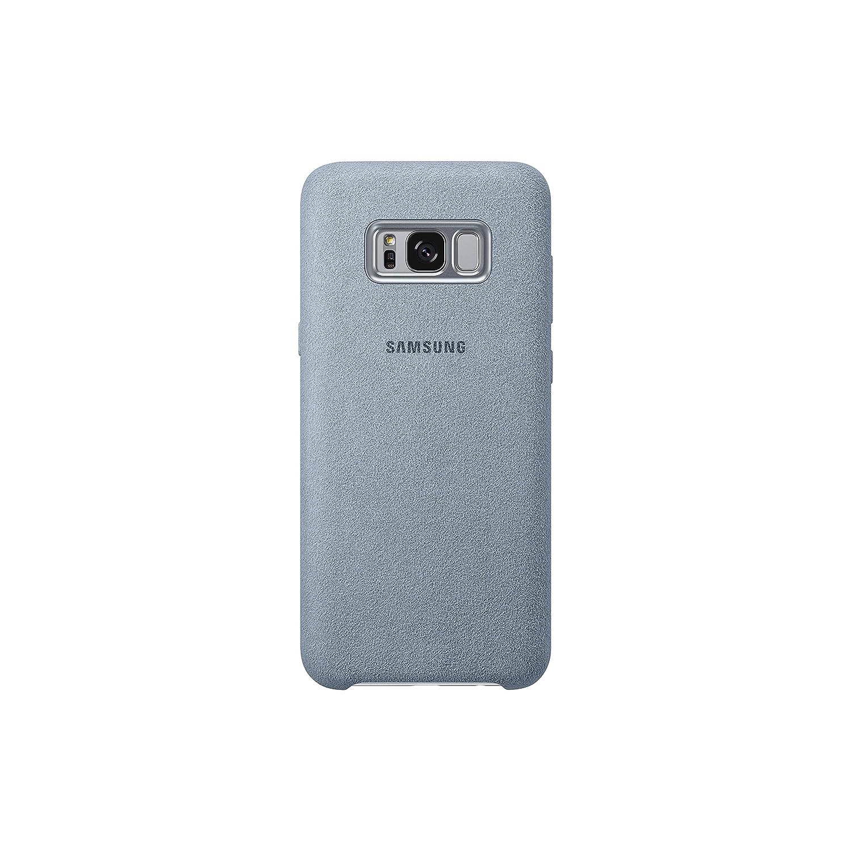 Genuine Samsung Alcantara Cover Case for Samsung Galaxy S8+ / S8 Plus Mint EF-XG955AMEGWW