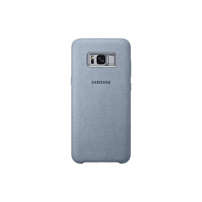 separation shoes e2cc0 78cbf Genuine Samsung Alcantara Cover Case for Samsung Galaxy S8+ / S8 Plus Mint  EF-XG955AMEGWW