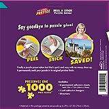 Puzzle Presto! Peel & Stick Puzzle Saver: The