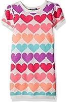 The Children's Place Toddler Girls' Sweater Heart Dress