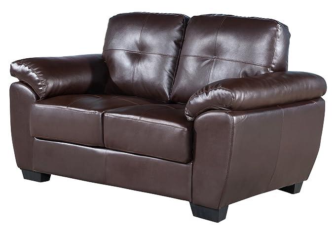 Sofá y cama de fábrica barato Balboa de piel disponible en ...