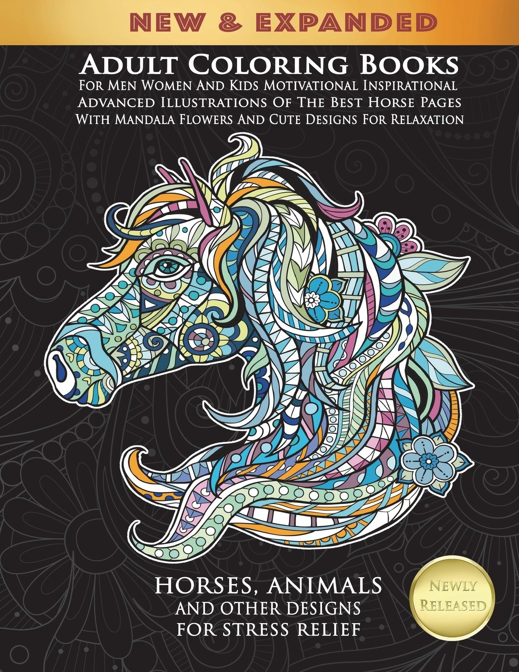 - Amazon.com: Adult Coloring Books For Men Women And Kids