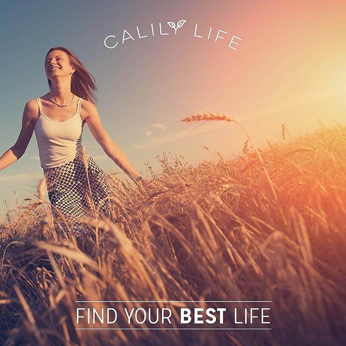 Calily Life - Crema facial para cara y ojo con minerales de mar muerto, 1,75 ml - Calmante y relajante para piel sensible e irritada - Hidratante profundo, ...