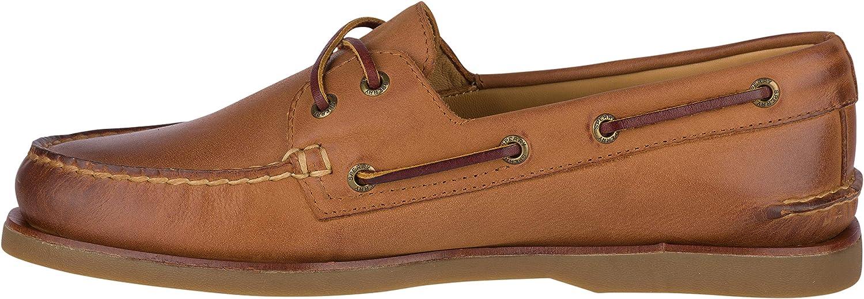 Choose SZ//color Details about  /Sperry Men/'s Gold a//O 2-Eye Boat Shoe