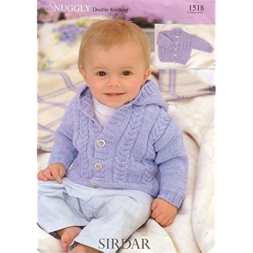 Childrens Knitted Cardigan Patterns Amazon