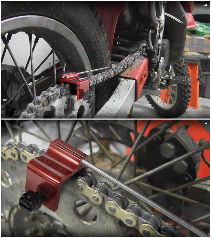 Kemimoto Tire Change Assist Tool Dirt Bike Tire Install Installation