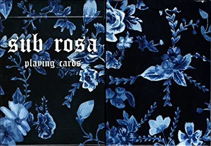 Sub Rosa Playing Cards LIMITED