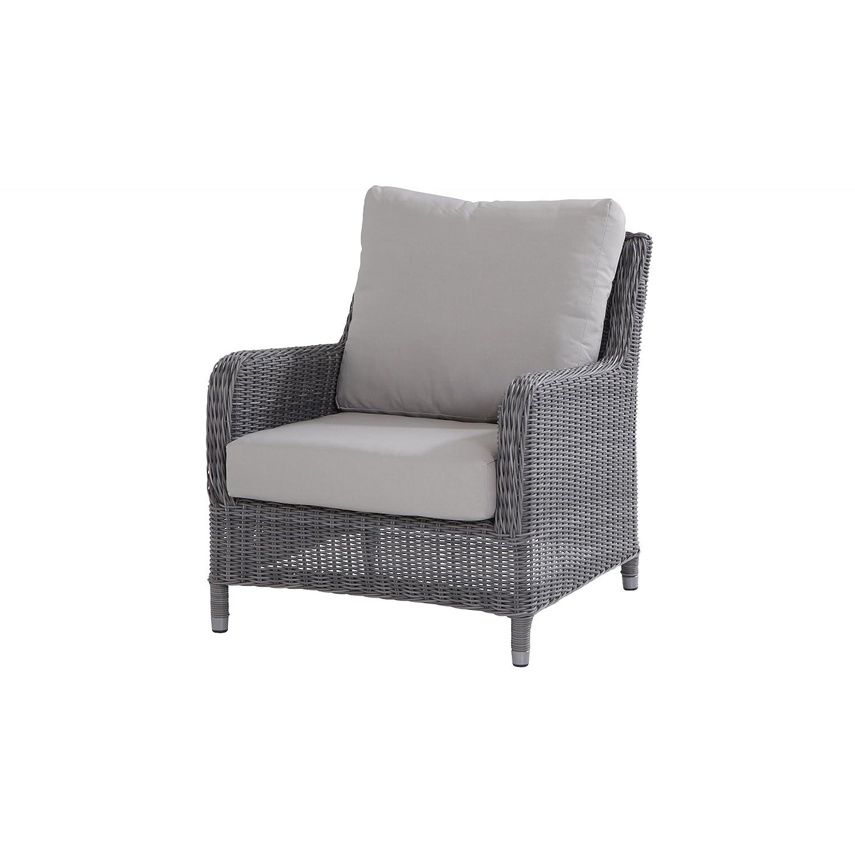 4Seasons Outdoor Indigo living Chair Loungesessel Polyrattan rock wicker 212801