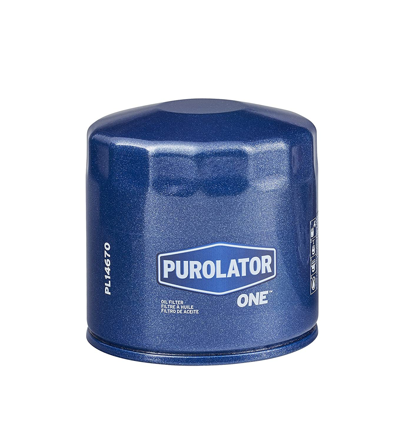 Amazon.com: Filtro de aceite PurolatorONE.: Automotive