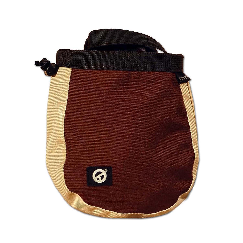 Charko WMCBHYDR012 - Bolsa de magnesio para Psicobloc, color rojo y cinta lateral de colores surtidos: Amazon.es: Deportes y aire libre