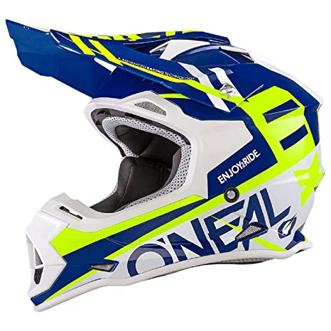 74e595d575dba O Neal 2Series RL Spyde Motocross MX Helm Enduro Trail Quad Cross Offroad