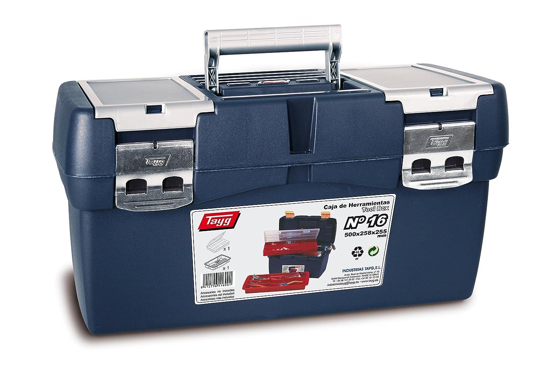 Chollo caja de herramientas barata y completa - Cajas de herramientas ...
