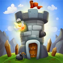 Tower Crush - Online and Offline Strategy Game