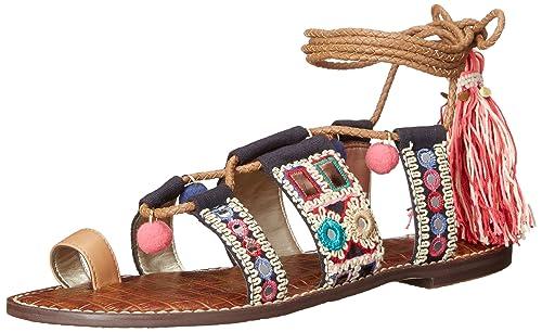 0be361a06ff1 Sam Edelman Women s Gretchen Gladiator Sandal  Buy Online at Low ...
