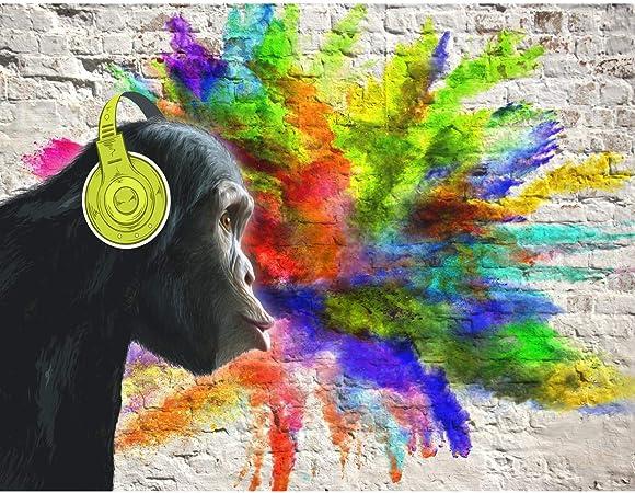 Tapisserie Photo Mur De Pierre Graffiti 308 X 220 Cm Laine Papier Peint Salon Chambre Bureau Couloir Décoration Peinture Murale Décor Mural Moderne