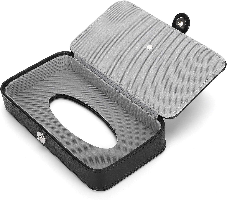 Paper Towel Box Mxtech Car Tissue Holder Convenient for Car Rear Front Armrest Front Headrest Door