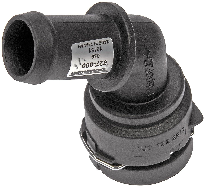 Dorman 627-000 Heater Hose Connector Dorman - OE Solutions