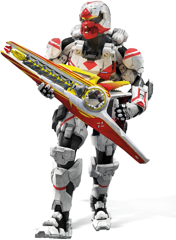 Mega Construx Halo Heroes Spartan Soldier Mattel GCM28 Dogface