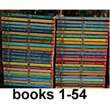 Animorphs Complete Series Books 1-54