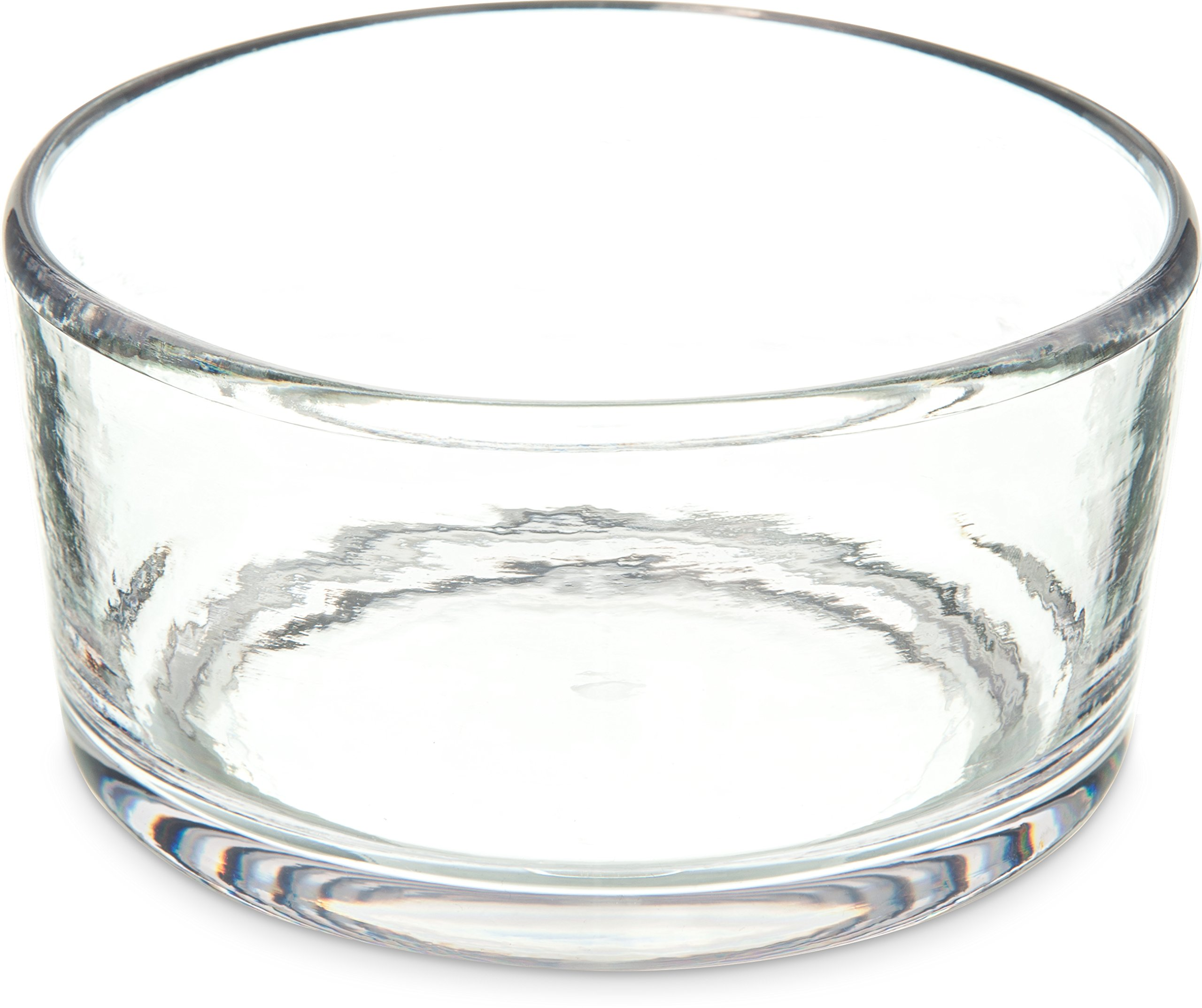 Carlisle MIN544407 Mingle Soup/ Salad/Pasta Bowl, 5'', Tritan, Clear