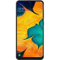 Samsung Galaxy A30 Dual SIM - 64GB, 4GB RAM, 4G LTE, Black, UAE Version